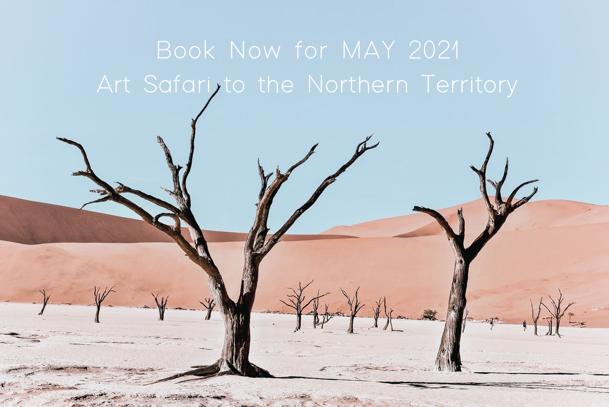 The Painted Desert: Art Safari, Northern Territory
